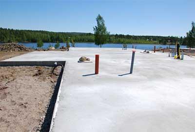 Timber, Steel, ICF Framed Building Foundations